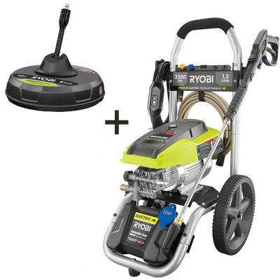 2,300 PSI 1.2 GPM High Performance Electric Pressure Washer with 12 in. Surface Cleaner