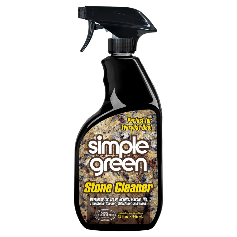 Simple green 32 oz stone cleaner 3710001218401 the home depot stone cleaner 3710001218401 the home depot tyukafo