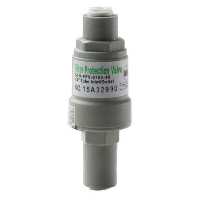 Pressure Regulator Filter Protection Valve with 1/4 in. Quick connect 40 psi