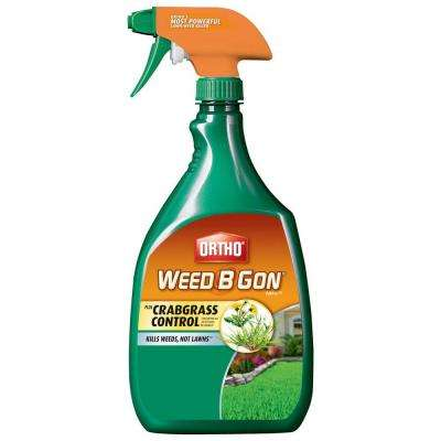 Weed B Gon MAX 24 oz. Plus Crabgrass Control Ready-To-Use