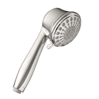 Traditional 5-Spray Hand Shower in Brushed Nickel