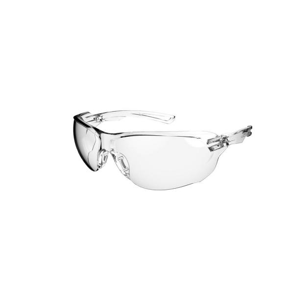 Indoor Safety Clear Glasses (6-Pack)
