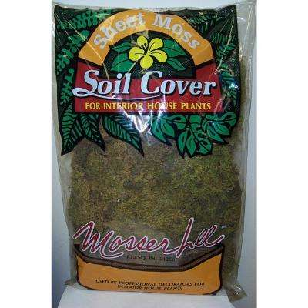 675 sq. in. Sheet Moss Soil Cover