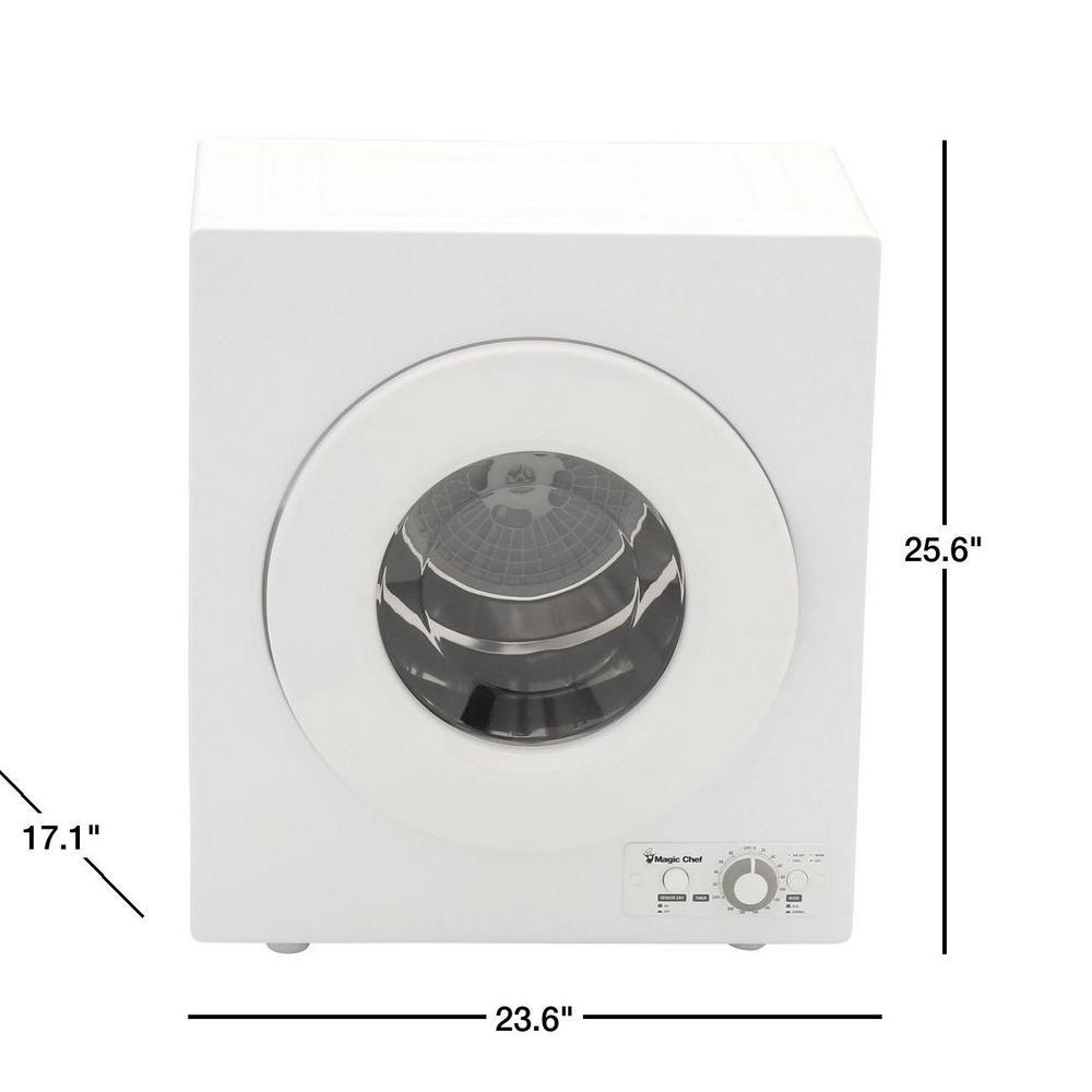Blower Fan Belt for Magic Chef 2.6 cu.ft Compact Dryer MCSDRY1S
