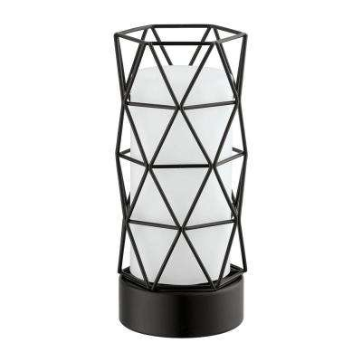Estevau 2 9 in. Black Table Lamp