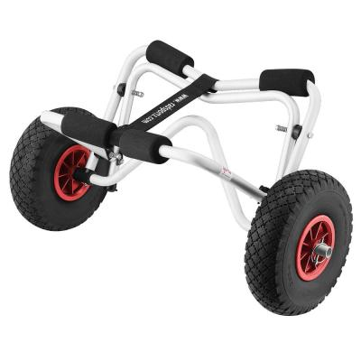 150 lb. Premium Aluminum Kayak Cart with Pneumatic Tires