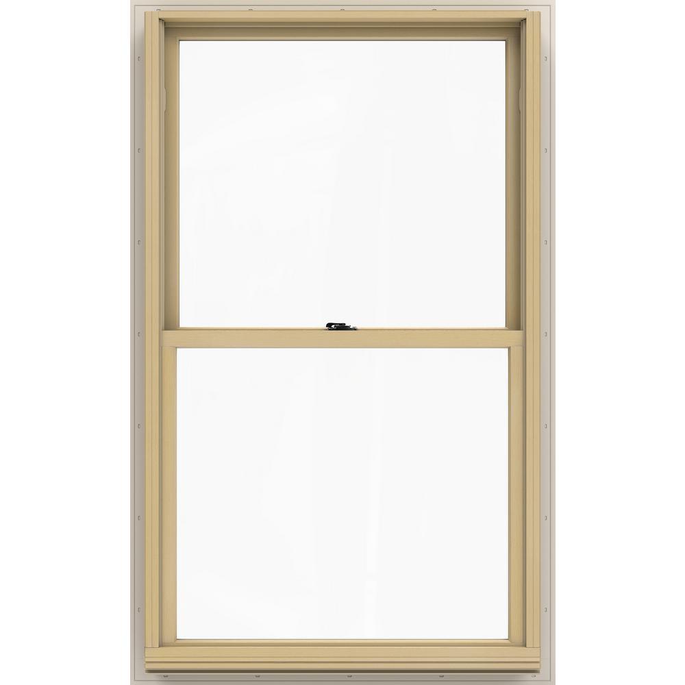 33.375 in. x 56.5 in. W-2500 Double Hung Wood Window