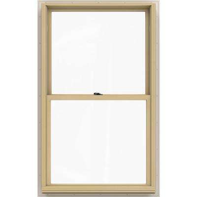 33.375 in. x 56.5 in. W-2500 Double Hung Wood Window