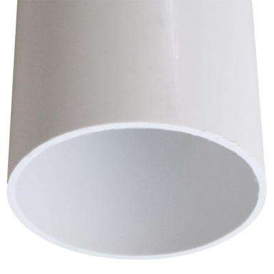 4 in. x 10 ft. PVC Sewer Pipe
