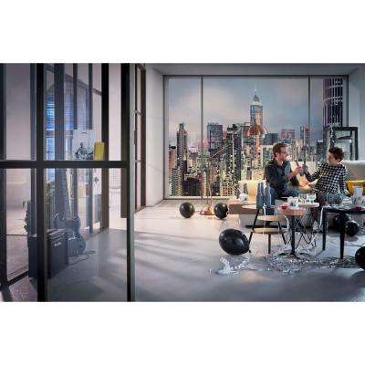 145 in. H x 98 in. W Suite Wall Mural