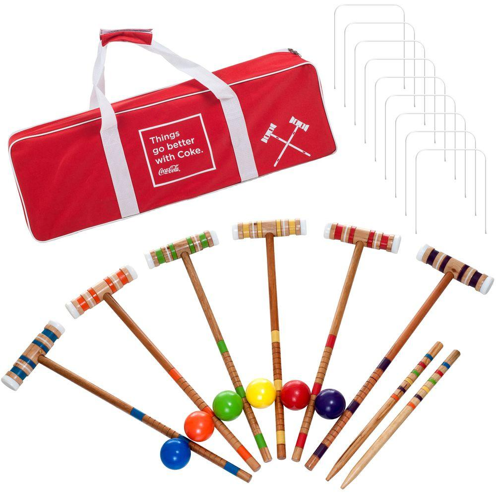 Trademark 6-Player Croquet Set (24-Piece)
