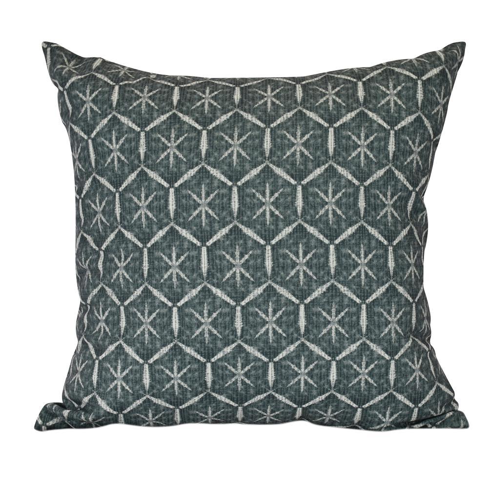 20 in. Tufted Indoor Decorative Pillow
