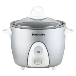 Panasonic 3-Cup (Uncooked) Automatic Rice Cooker by Panasonic
