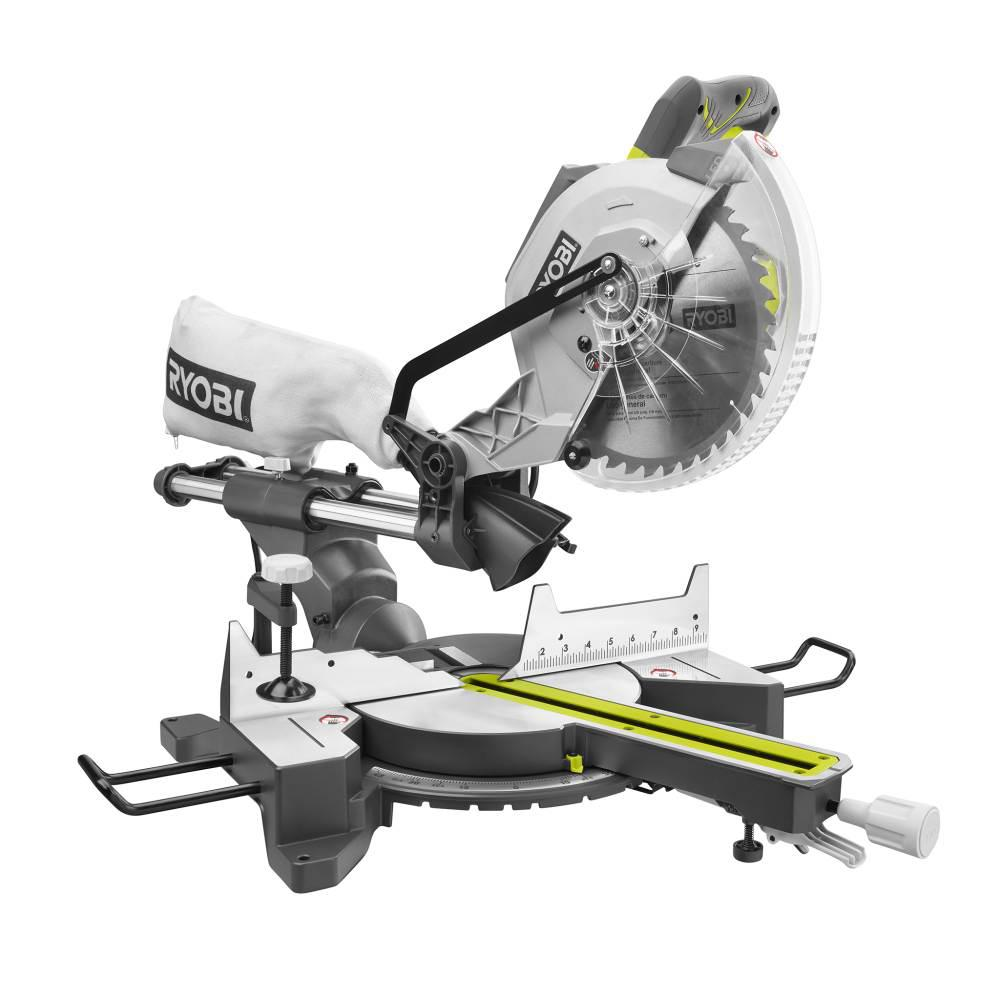 RYOBI 15 Amp 10 in. Sliding Compound Miter Saw