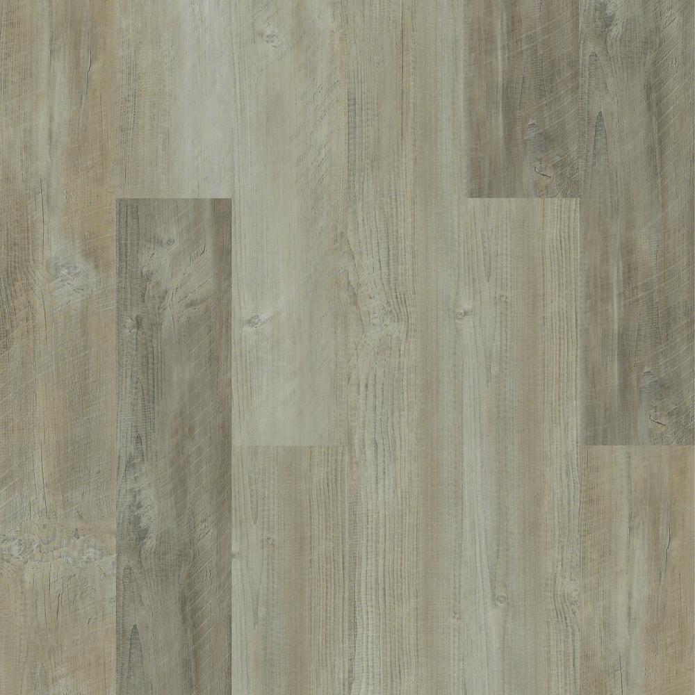 Pinecrest Direct Glue 9 in. x 59 in. Quarry Resilient Vinyl Plank Flooring (22.12 sq. ft. / case)