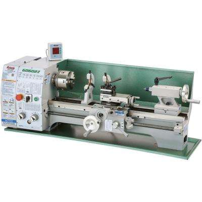 10 in  x 22 in  Benchtop Metal Lathe with DRO