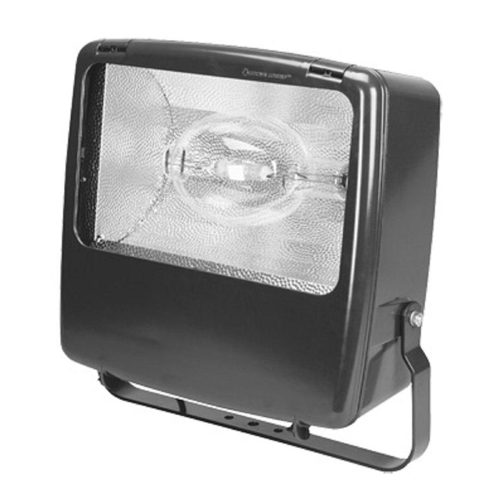 Metal Halide Lights Home Depot: Lithonia Lighting 1-Light Horizontal Metal Halide