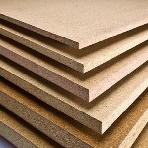 3 4 In X 4 Ft X 8 Ft Particle Board Panel