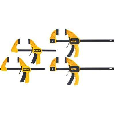 Clamp Set (4-Piece)