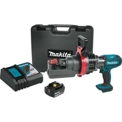 18-Volt 5.0Ah LXT Lithium-Ion Cordless Rebar Cutter Kit