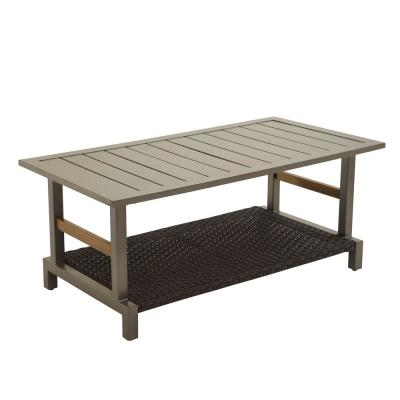 Metal Outdoor Coffee Table