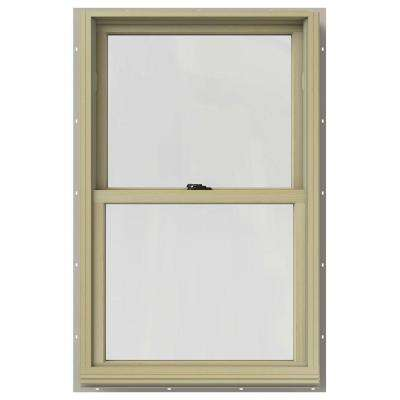 26.125 in. x 48.75 in. W-2500 Double Hung Clad Wood Window