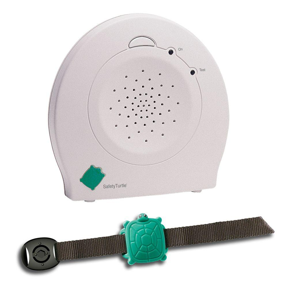 Safety Turtle Turtle Pool Alarm with Base Station and Wristband-DISCONTINUED