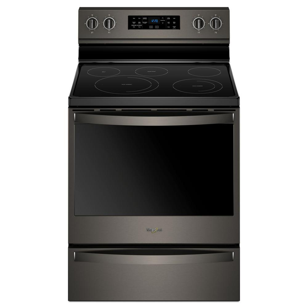 Whirlpool black stainless steel appliances | Kitchen Appliances ...