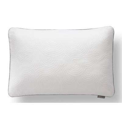 Cloud Queen Quilted Cotton Pillow Protector