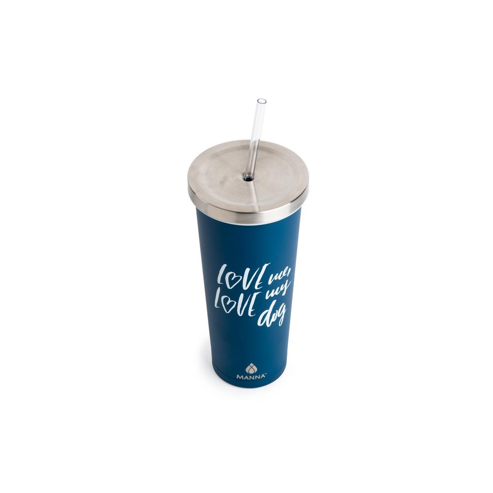 Dog Love 24 oz. Chilly Tumbler