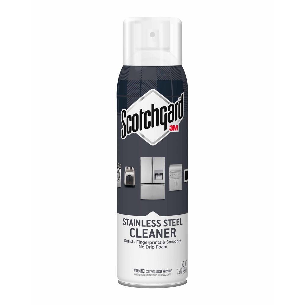 Scotchgard 17.5 oz. Stainless Steel Cleaner (495 g)