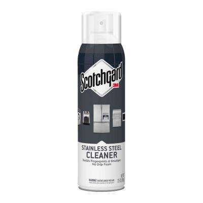 Scotchgard 17.5 oz. Stainless Steel Cleaner (495 g)