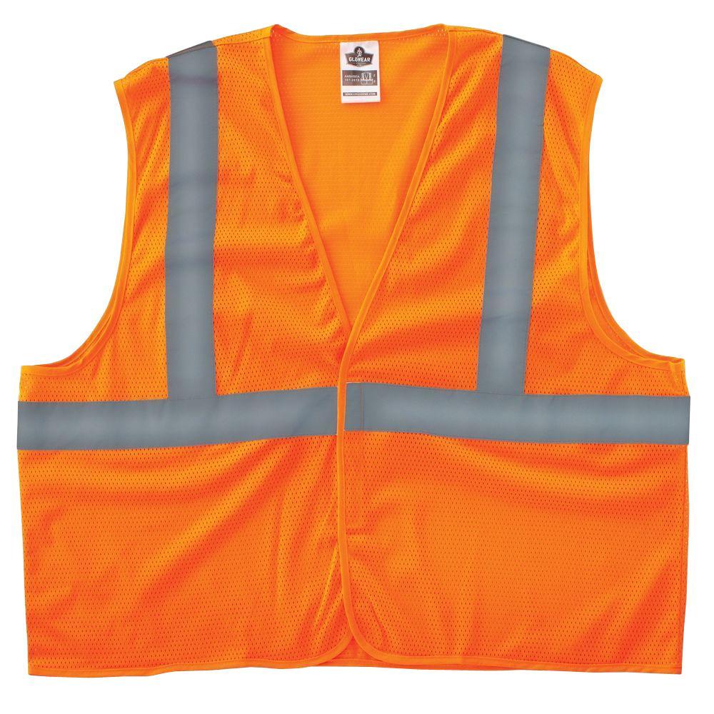 8205HL Class 2 Super Econo Vest