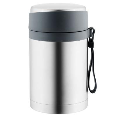 Essentials .9 Qt. Stainless Steel Food Container