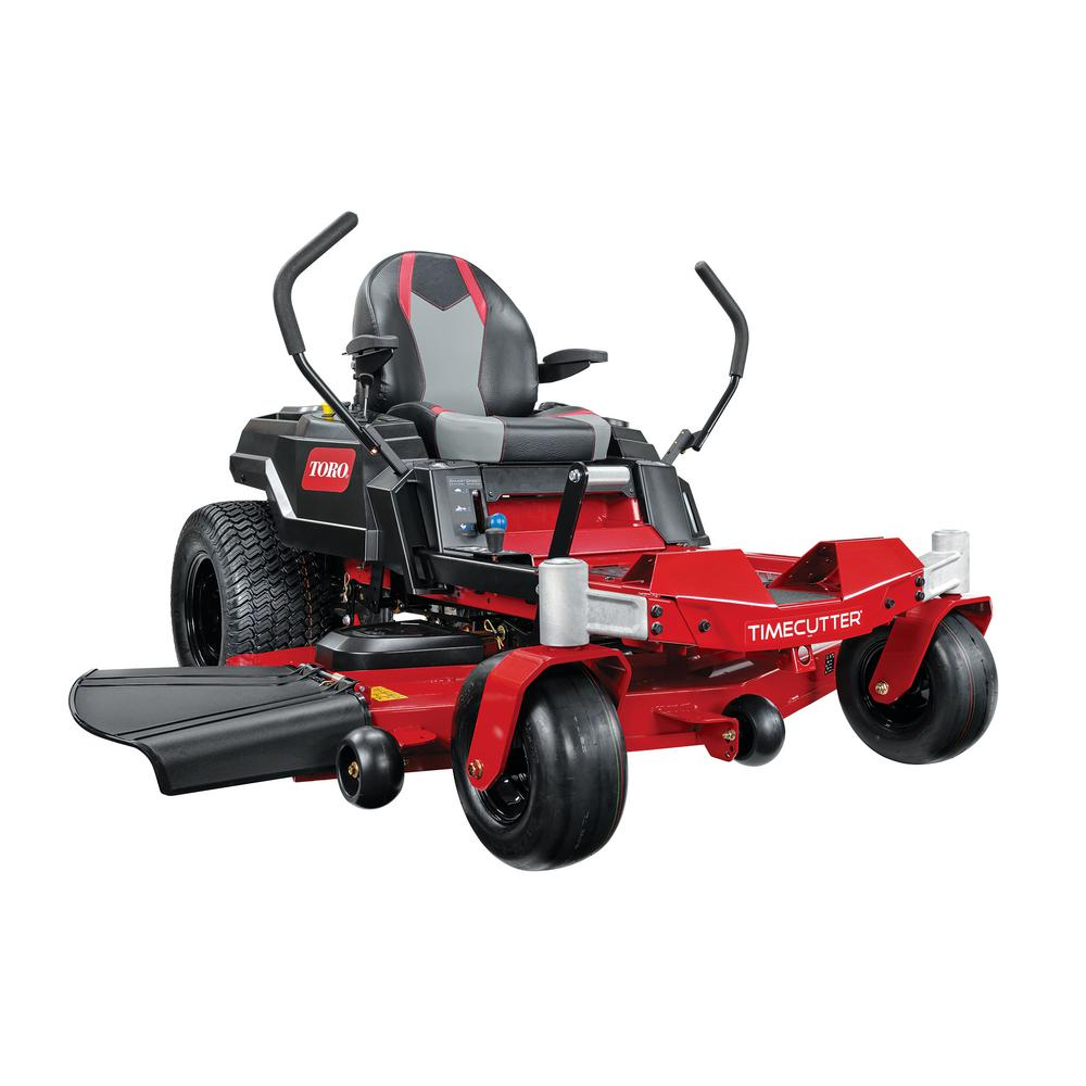 Toro 60 in. 24.5 HP TimeCutter IronForged Deck Commercial V-Twin Gas Dual Hydrostatic Zero Turn Riding Mower
