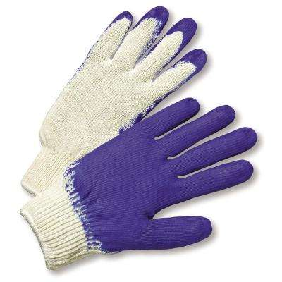 Latex Coated Knit Dozen Pair Gloves