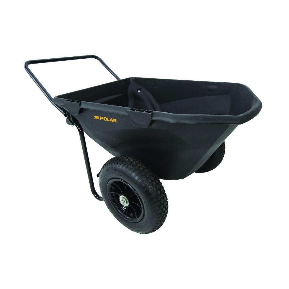 Polar Trailer 7 Cu Ft Heavy Duty Cub Cart 8449 The