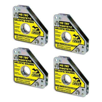 Compact Magnetic Square (4-Pack)
