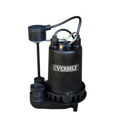 3/4 HP Professional Sump Pump