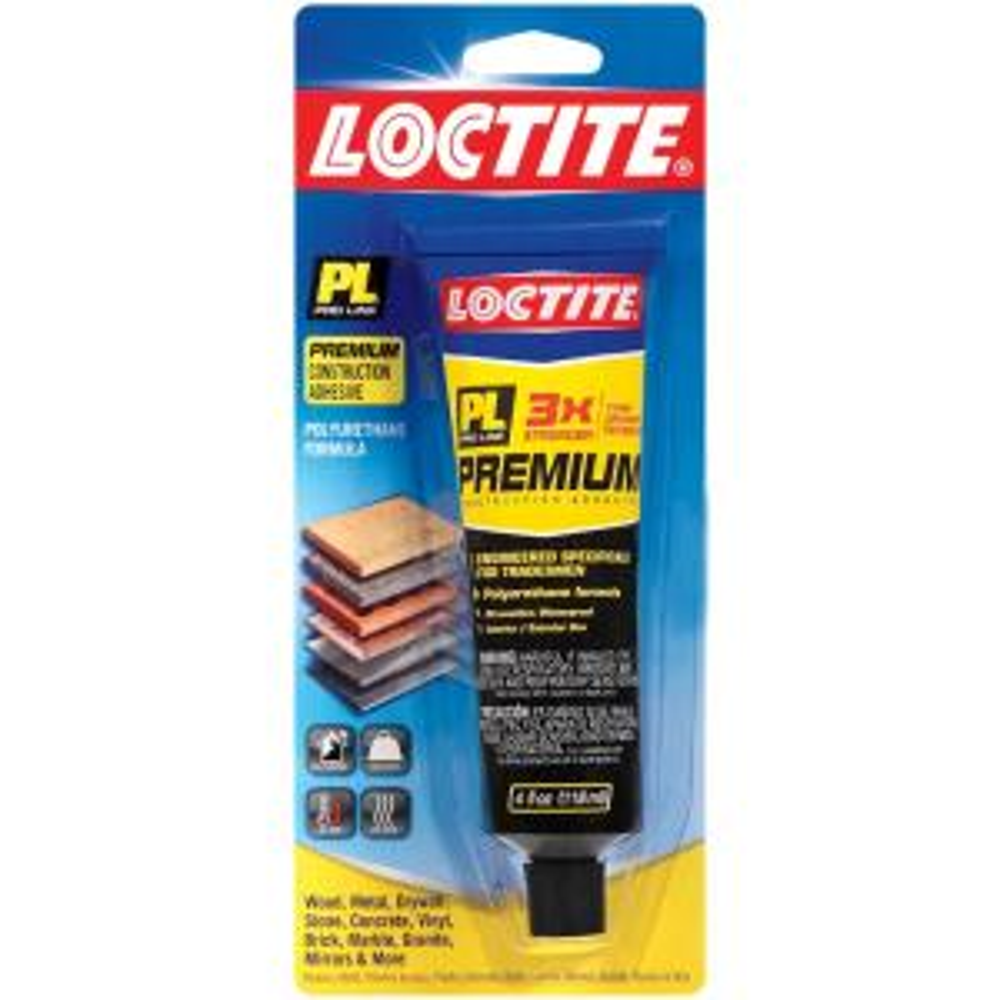 PL Premium 4 fl. oz. Polyurethane Adhesive