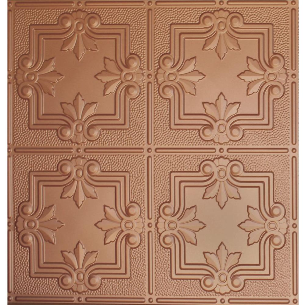 Copper Ceiling Tiles Home Depot Hardware Compare Prices At Nextag
