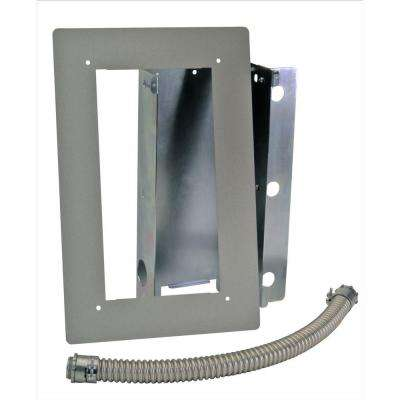 10-Circuit Transfer Switch Flush Mount Kit