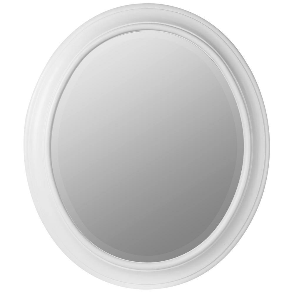 Cooper classics caitlin white decorative mirror 50012 for White decorative mirror