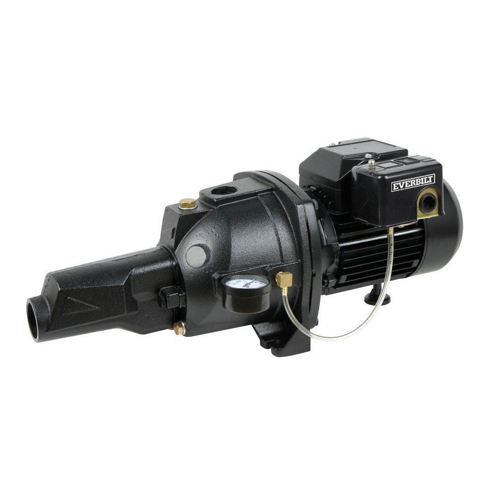 3/4 HP Convertible Jet Pump