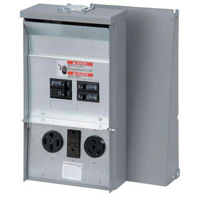 Power Outlet Panel - Unmetered
