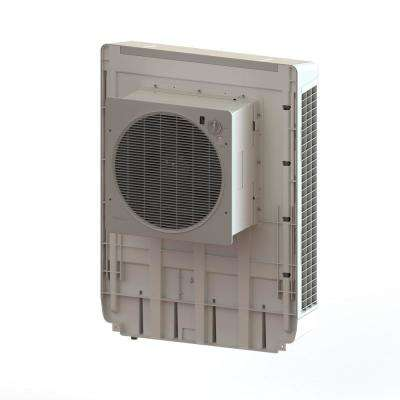 4,500 CFM 3-Speed Window Evaporative Cooler
