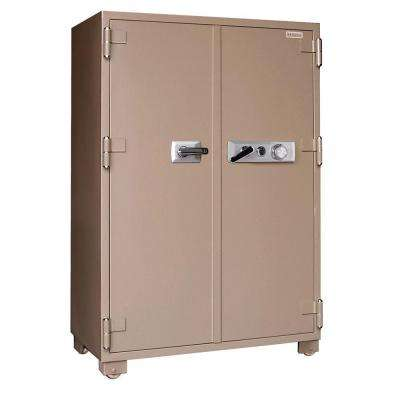 20.7 cu. ft. Fire Resistant Combination Lock 2 Hour Fire Safe with Double Doors
