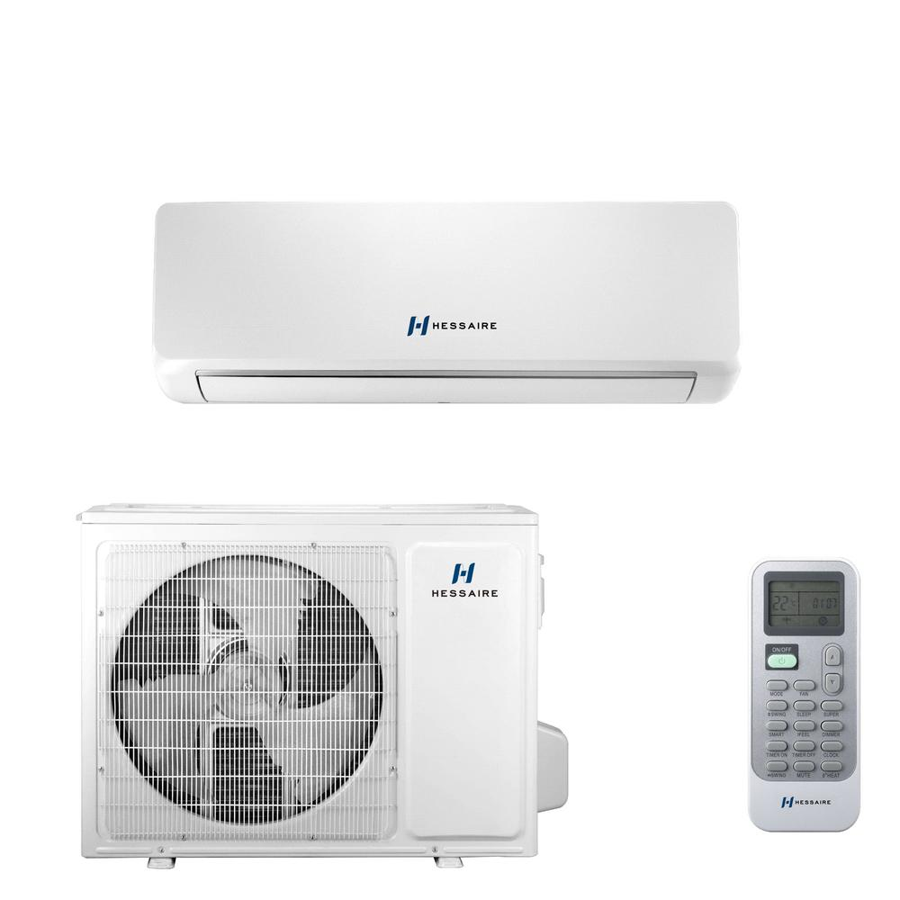12,000 BTU 1.0-Ton Ductless Mini Split Air Conditioner Only and Heat