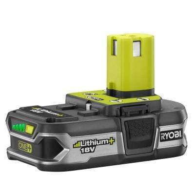 18-Volt ONE+ Lithium-Ion Compact Lithium+ Battery Pack 1.5Ah