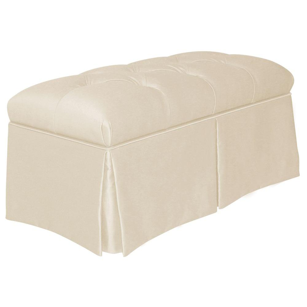 Home Decorators Collection Pippa Tan Bench